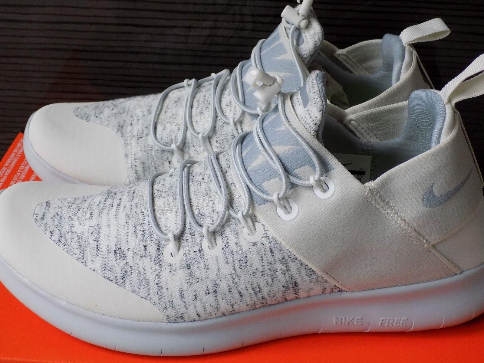 Damenschuhe Nike Free Run Commuter 2017 Prem, Sail Grau Schuhes Größe UK 8.5, Running Schuhes Grau 41eb7f