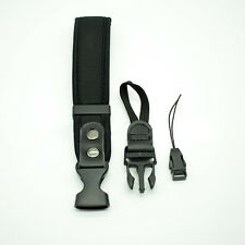 Black Hand Grips Belt Camera Wrist Strap for Canon EOS DSLR SLR Nikon Sony LG