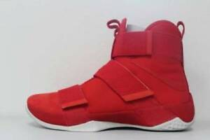 NIKE LEBRON SOLDIER 10 SFG LUX BASKETBALL SHOES NEW MEN'S SIZE 10.5