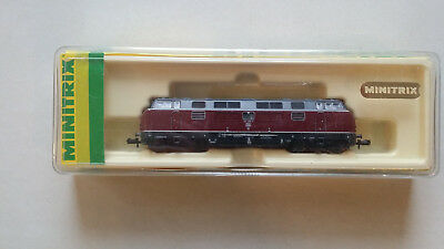 Ambizioso Modello Ferroviario-minitrix - 12061-n-minitrix-12061 It-it Mostra Il Titolo Originale