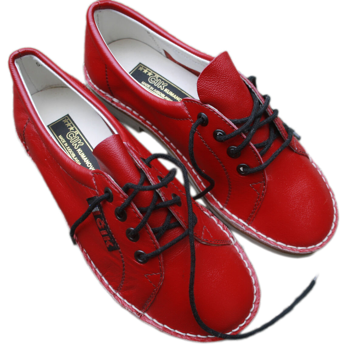 USA Espadrilles Size 7 Vintage / Retro NEW! 1980's Women's Shoes 1980's NEW!  Yugoslavia cd9f5f