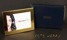 Erno Ouvertüre Metall Fotorahmen 9X13cm Portraitrahmen Farbe messing 270933
