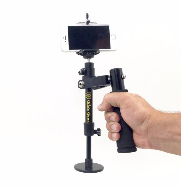 REFCYL100 Glide Gear Cellfie Smartphone Camera Video iPhone Stabilizer Samsung
