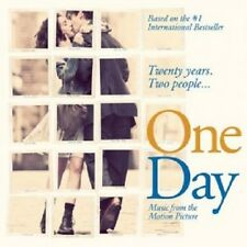 OST/RACHEL PORTMAN/ELVIS COSTELLO/+ - ONE DAY  CD 17 TRACKS POP SOUNDTRACK  NEU