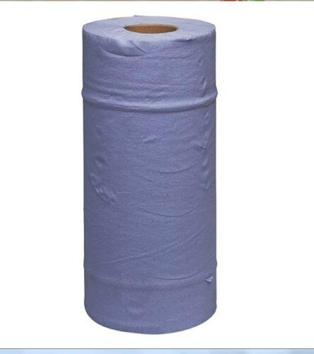 Azul Centro de alimentación en relieve 2ply Limpiaparabrisas Toalla De Papel centrefeed DHL Post