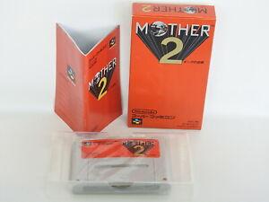 Mother-2-GOOD-Condition-Super-Famicom-Nintendo-Japan-Game-sf