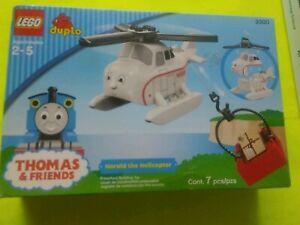 NEW Lego DuploThomas & Friends Harold The Helicopter # 3300