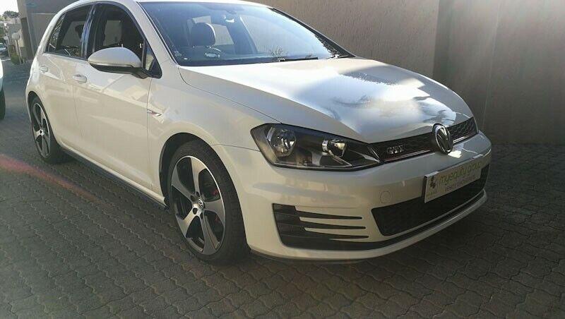 2013 Volkswagen Golf 7 GTI