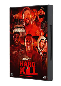 Official Impact Wrestling - Hard To Kill 2021 Event DVD