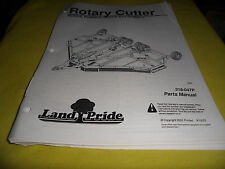 Drawer 15 Land Pride Rotary Cutter Parts Manual Rc5015 Rcm5015 Rc6015 Rcm6015