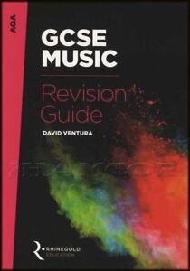 Inquiet Aqa Gcse Music Revision Guide De 2016 Partitions Livre Théorie Rhinegold-afficher Le Titre D'origine La DernièRe Mode