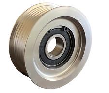 Ls Billet Aluminum Grooved Tensioner Pulley Ls1 Ls2 Ls3 Ls6 53 60 62 Idler Us