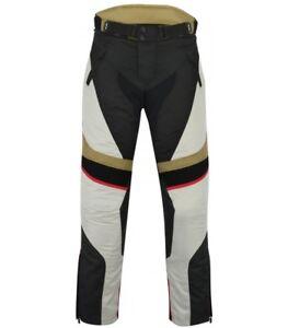 Pantalones-para-moto-Unisex-Totalmente-Impermeables