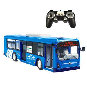 1 12 batteriebetriebene elektrische bus rc fahrzeuge f r kinder kinder ebay. Black Bedroom Furniture Sets. Home Design Ideas