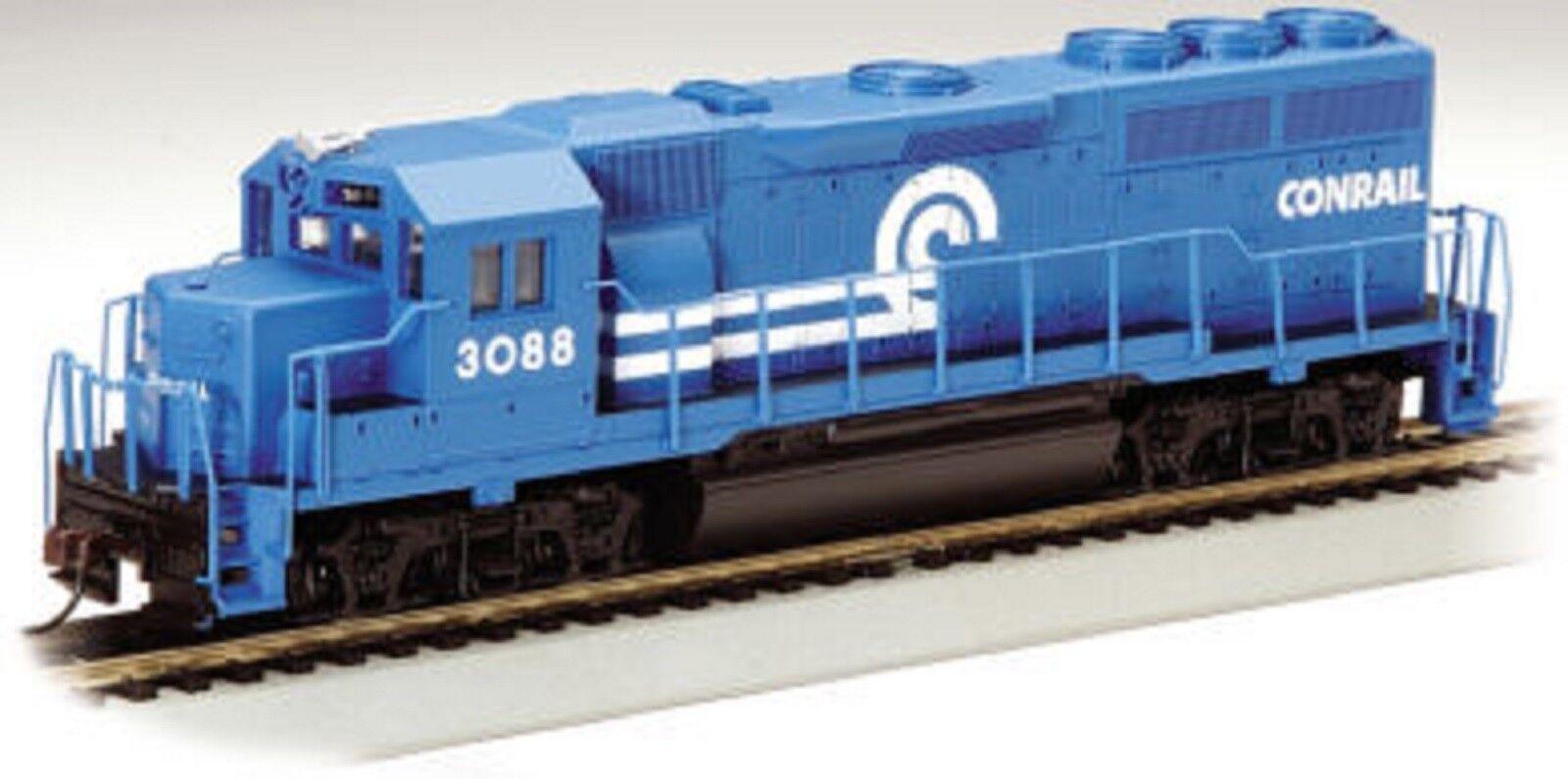 60306 Locomotive Diesel GP40 Conrail Bachmann DCC Train HO 1 87