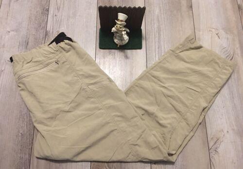 Patagonia Men's Hiking Camping Khaki Pants Size XX