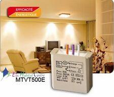Télévariateur temporisé encastré 500W MTVT500e Yokis 5454055