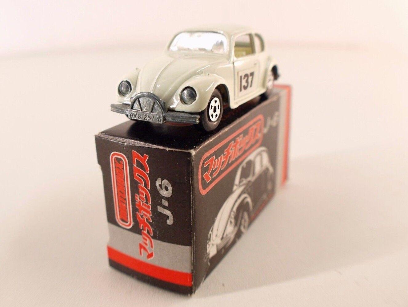 Matchbox Superfast n° J-6 VOLKSWAGEN VW  n° 137 137 137 Japon rare 1/64 boite/inbox | Outlet Shop En Ligne  5d3fee