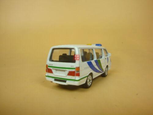 1//64 China Jinbei bus diecast model