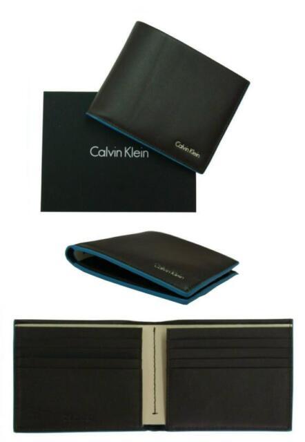 0fd667167e Portafoglio-Wallet uomo CALVIN KLEIN K50K503256 Cabral Billfold 8cc  -marrone 201