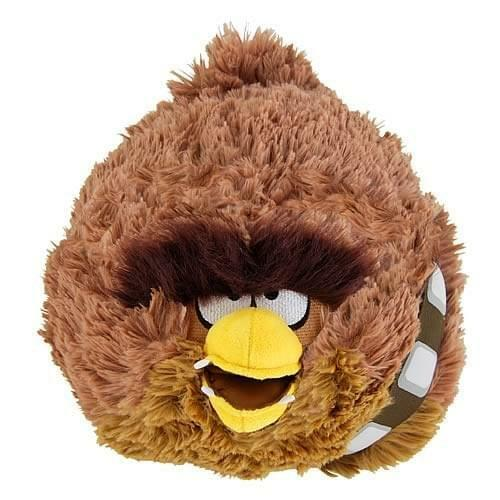 Angry Birds Star Wars Chewbacca 16  Deluxe Plush