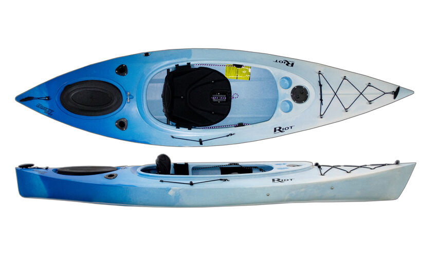 Riot Quest 10 HV lightweight touring kayak - Nationwide delivery & collection