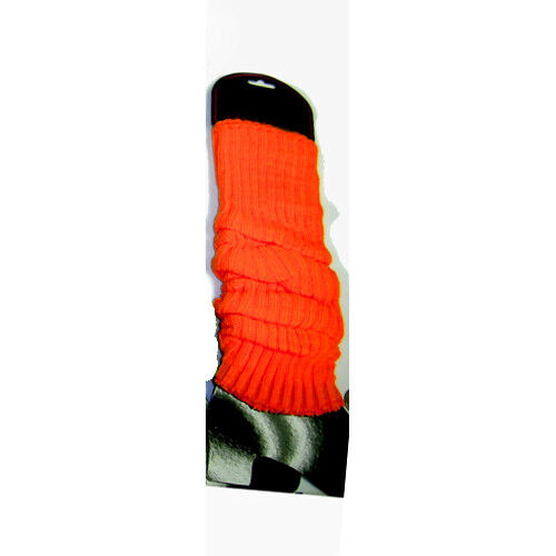 Neon Leg Warmers Pink Orange Yellow Green Club 80/'s Lauper Choose Your Color