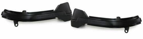 Fumé dynamique Miroir Indicateurs Pour BMW F12 F13 F06 Série 6 /& F01 F02 série 7
