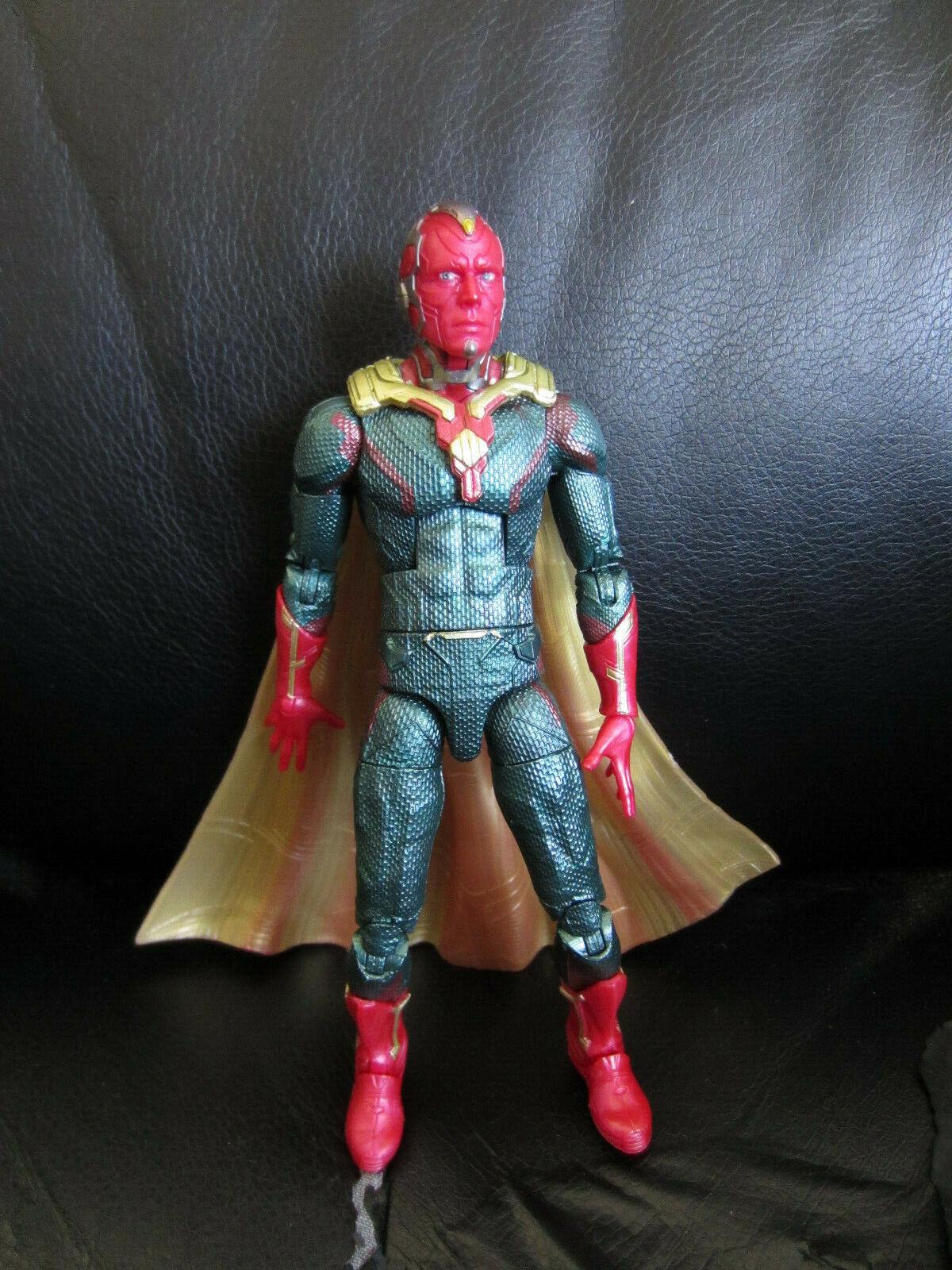 Marvel Legends 6  Vision Avengers Infinity War MCU Mint NO Accessories Jarvis