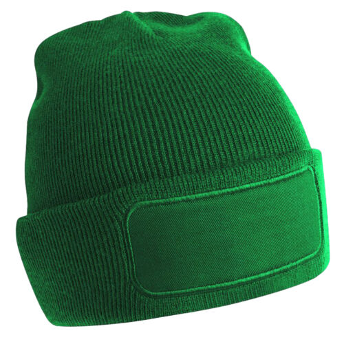 BEECHFIELD PRINTERS BEANIE PULL ON HAT B445