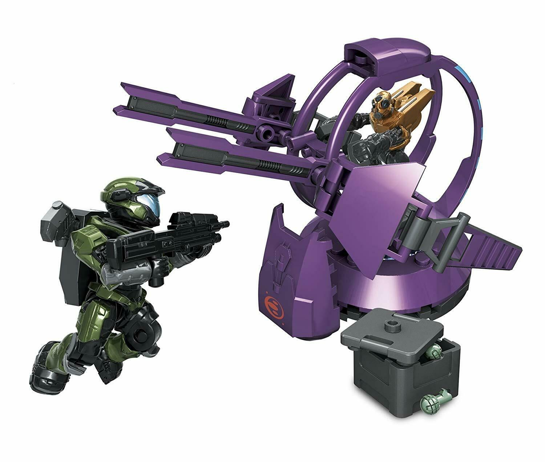 Megabloks Halo     pacto sombra torretas Conjunto de construcción [96949]