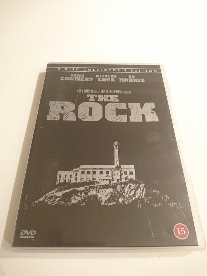 The Rock (2-Disc Collectors Edition), instruktør Michael