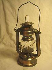 """oil kerosene hanging light lantern metal 7"""" camping retro ? vintage reproduction"""