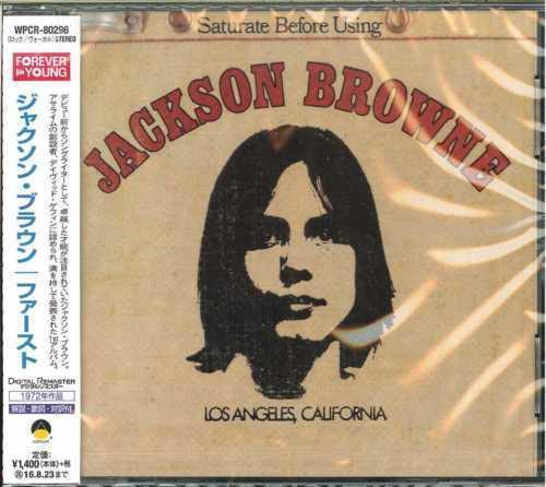 JACKSON BROWNE-SATURATE BEFORE USING-JAPAN CD C68
