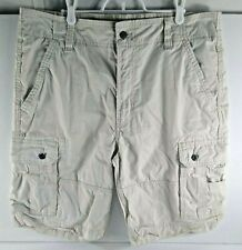 Men/'s CARGO Shorts MAXFLEX 6 Pockets URBAN PIPELINE Tan Beige Khaki STRETCH 32
