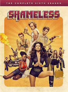 SHAMELESS-The-Complete-Sixth-Season-DVD-2016-3-Disc-Set-FAST-NEXT-DAY-SHIP