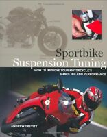 Sportbike Suspension Tuning By Andrew Trevitt, (paperback), David Bull Publishin on sale