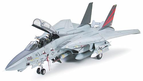Tamiya 1/32 F-14A Tomcat Black Knight 60313