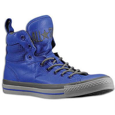 CONVERSE CT PC Rambler Blue Leather High Top Men's Size 8 & 11 | eBay