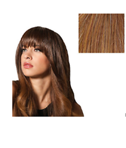 New Hairdo Effortless Clip In Bangs Red Blonde Glazed Strawberry New In Box Ebay