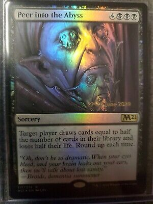 MIETITORE DELL/'ABISSO REAPER FROM THE ABYSS Magic ISD Mint