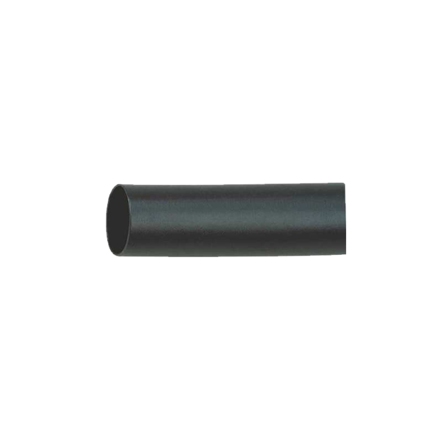 1.5 FOOT 3//8 /'/' inch  9mm   black 3:1 heat shrink tubing polyolefin