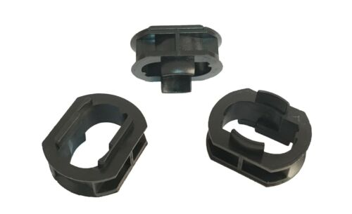 10+10 10x Clips For Mercedes-Benz Side Skirt Plastic Clips Sill Trim Fasteners