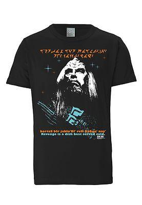 Film: TV Serie - Star Trek - Raumschiff Enterprise - Klingone T-Shirt, Logoshirt