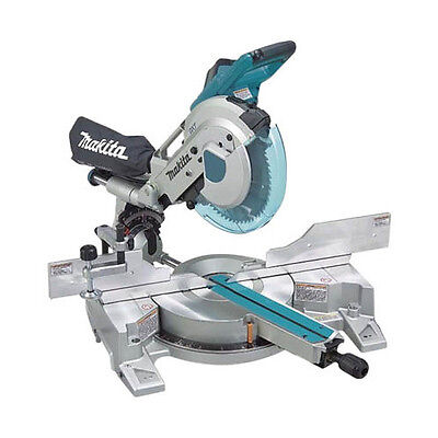 "Makita 10"" Dual Slide Compound Miter Saw LS1016 NEW"