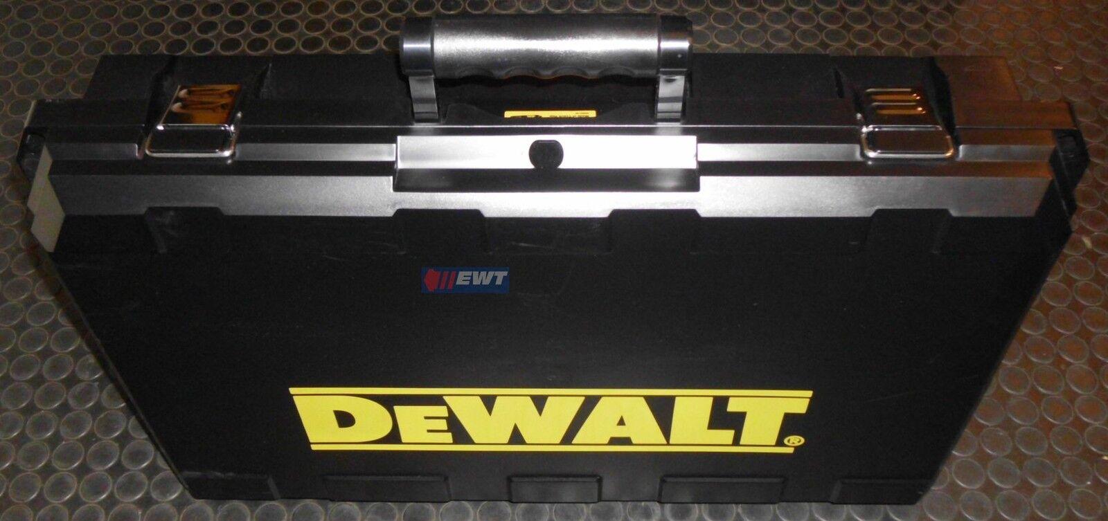 DeWALT N383257 Leerkoffer Gerätekoffer Koffer f. DCH364 DCH363