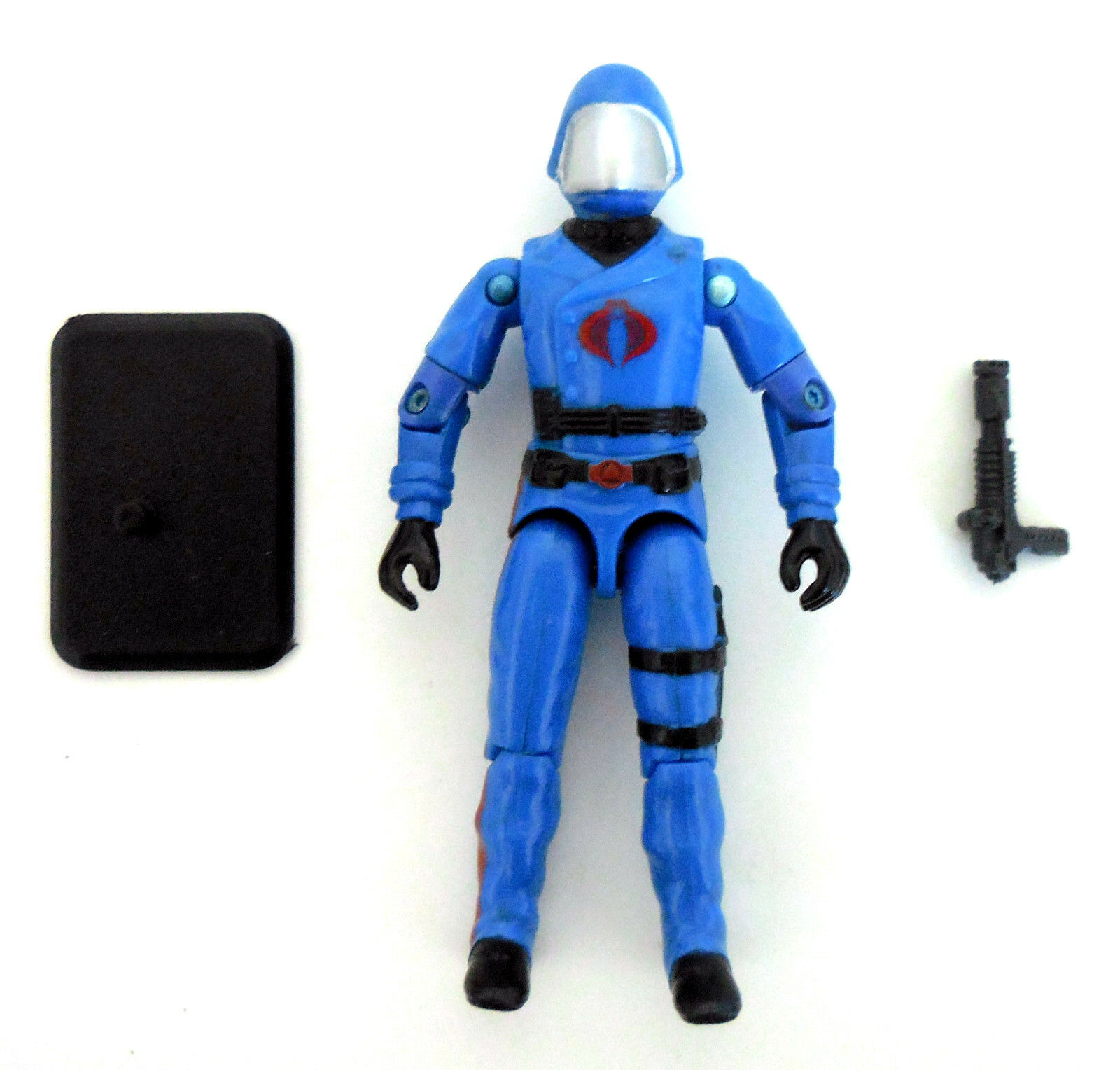 G.I. Joe_Rare 1983 V1.5 Cobra Commander_100% Complete_FLAWLESS