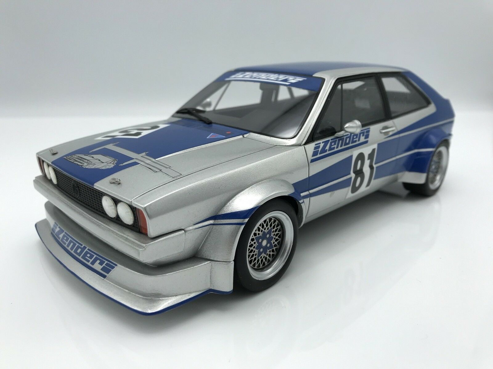 VW Scirocco I Taille 2,  81 Zender DRM 1978 1 18 BoS    NEW