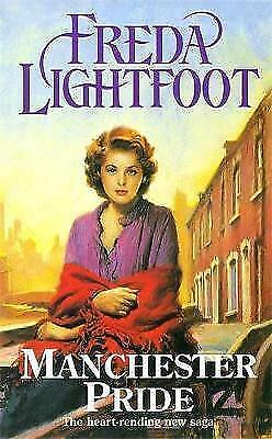 """""""AS NEW"""" Manchester Pride, Lightfoot, Freda, Book"""