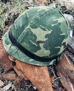 VIETNAM-WAR-M1-INNER-TUBE-RUBBER-HELMET-BAND-TIRE-TUBE-BAND-USMC-USGI-ARVN